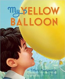 Case Study: My Yellow Balloon by Tiffany Papageorge