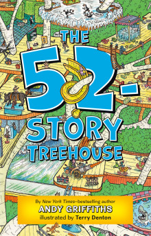 The 52-Story Treehouse Cover Art